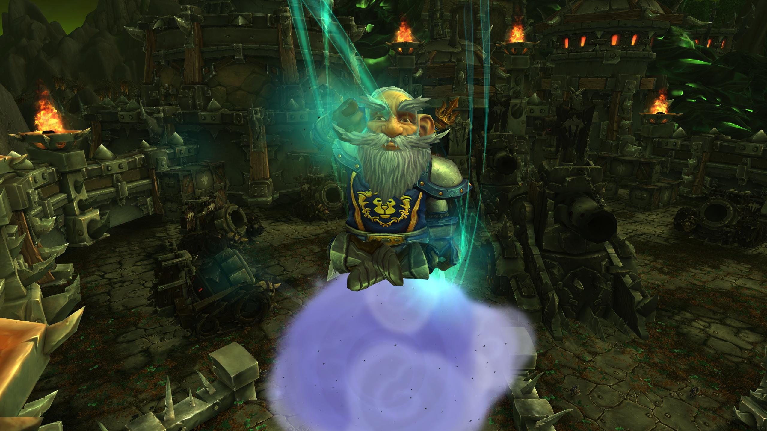 Legion gnome